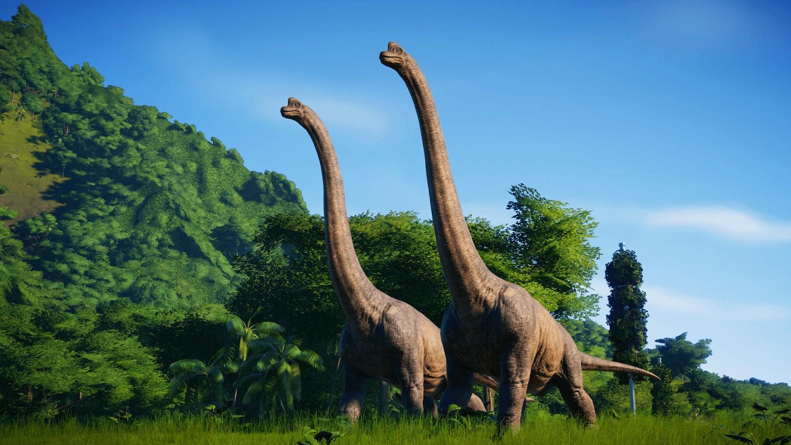 Jurassic World Evolution PC ESPAÑOL (CODEX) + REPACK 1 DVD5 (JPW) 2