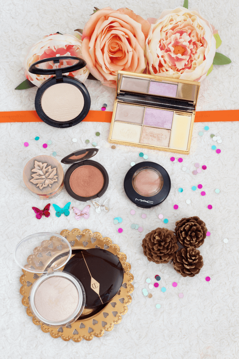 Autumn blush & highlighter favourites