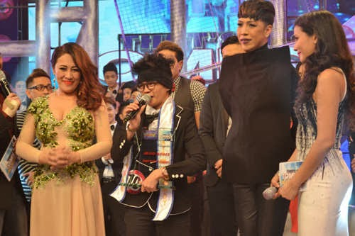 That's My Tomboy Showtime Winner April Mariz Epey Herher
