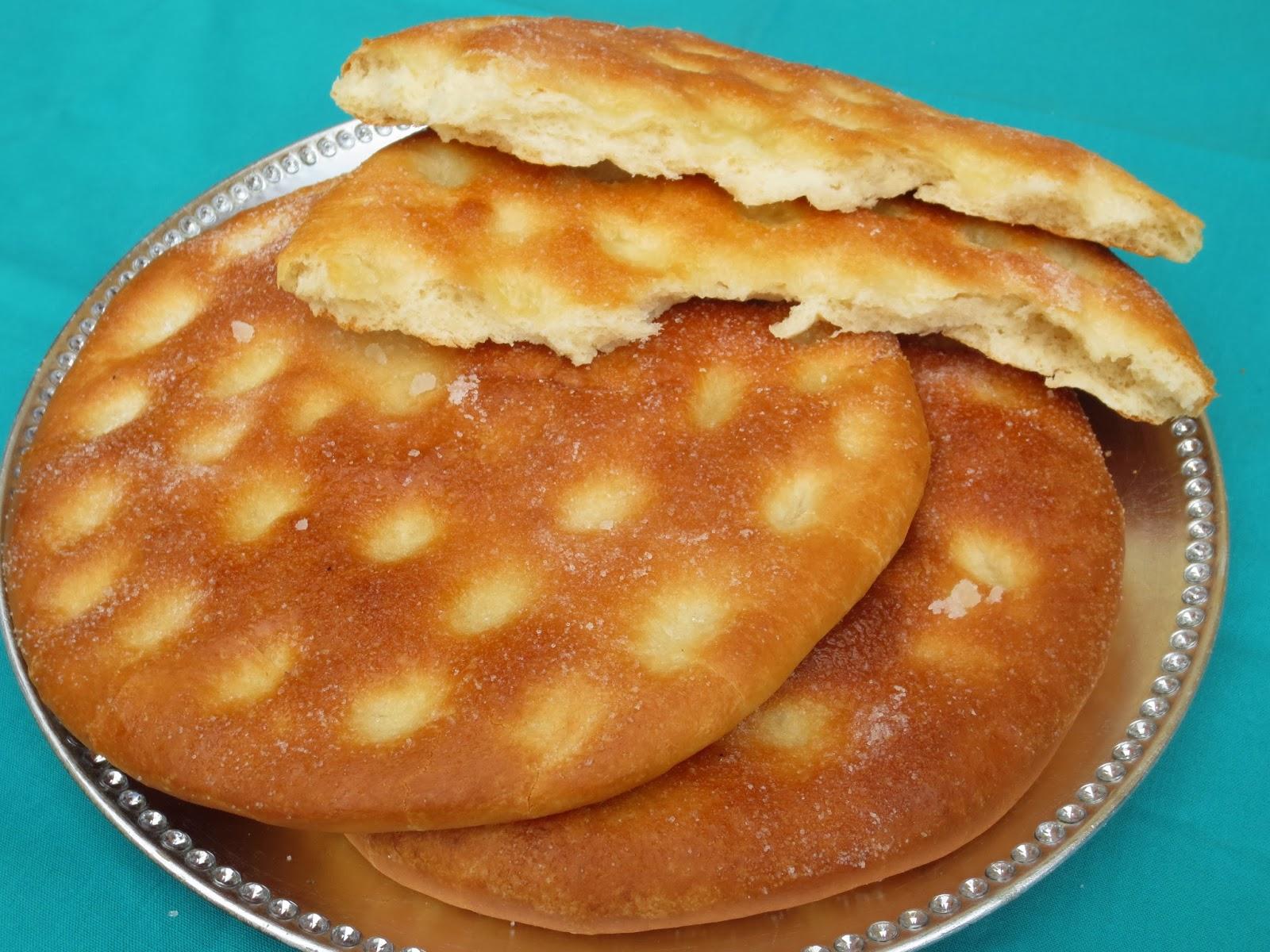 Tortas panaderas dulces con Thermomix Ana Sevilla