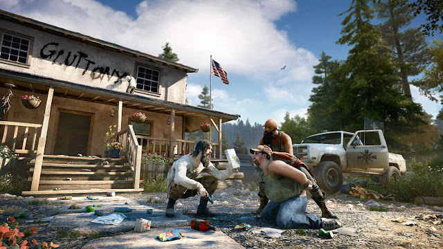 Ini Dia! ScreenShot Resmi Far Cry 5, yang WAJIB kalian ketahui 11