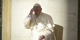 Papa: por que devemos fazer o sinal da cruz nos momentos de perigo?