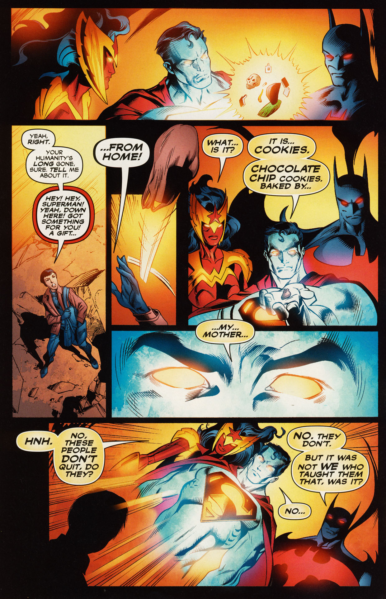 Read online Trinity (2008) comic -  Issue #46 - 11