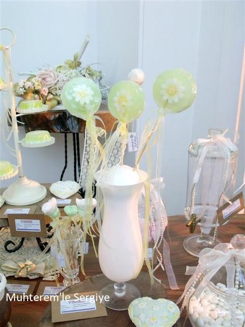 dekoratif mum kursları