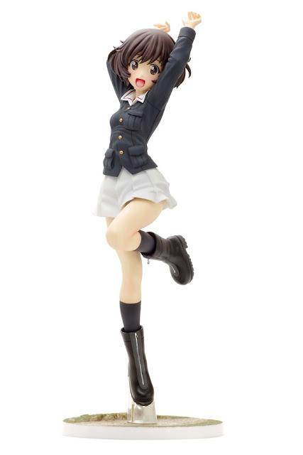 """""""Girls und Panzer"""" Yukari Akiyama: Panzer Jacket Ver"""