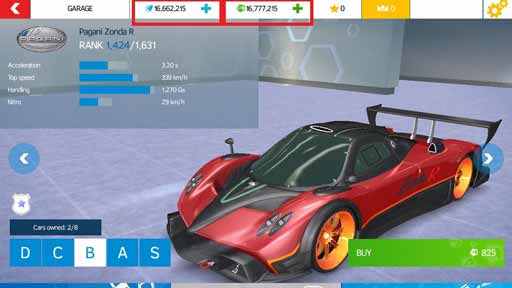 asphalt nitro hack apk unlimited money