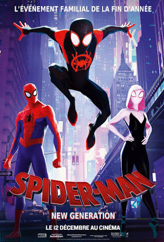 Spider-Man: Into the Spider-Verse (BRRip 1080p Dual Latino / Ingles) (2018)