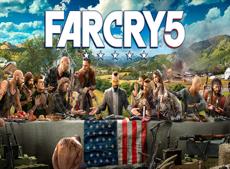 Far Cry 5 [Full] [Español] [MEGA]
