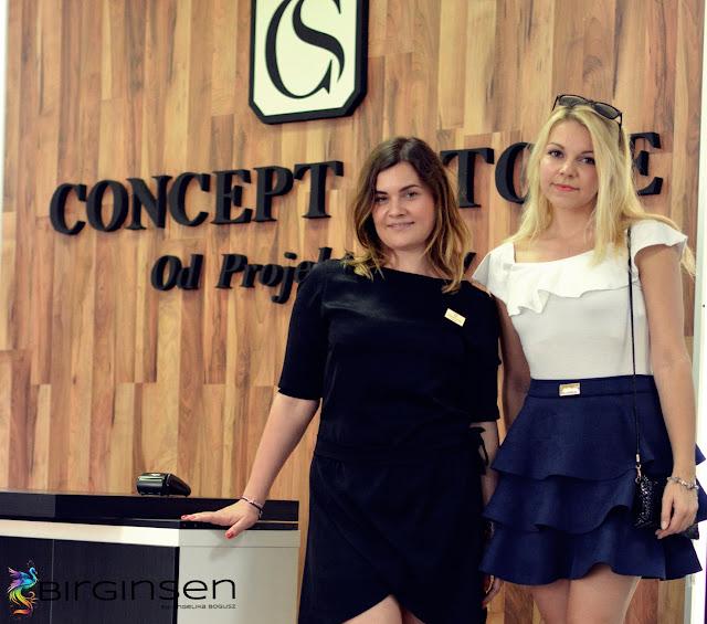 concept store od projektantów Pabianice