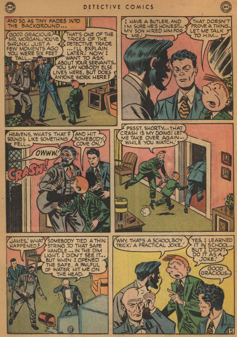 Read online Detective Comics (1937) comic -  Issue #152 - 28