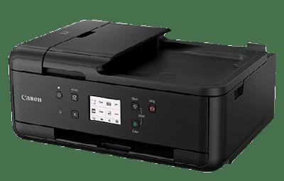 Canon Pixma TR7550 Treiber herunterladen