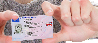 أقوى رخصة قيادة العالم؟