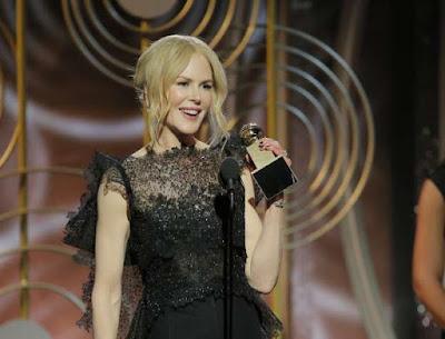 Golden Globes 2018 Nicole Kidman