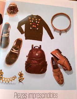 Gran sorteo de moda glamour septiembre 2016 piezas imprescindibles