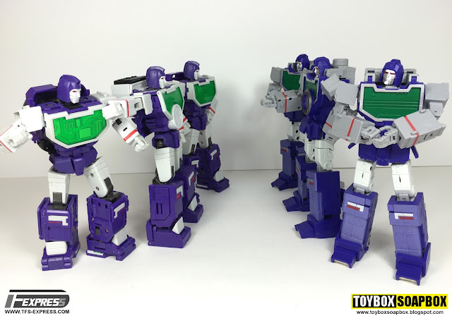 fans toys spotter vs maketoys visualizers