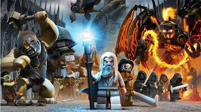 Lego The Lord ofthe Rings
