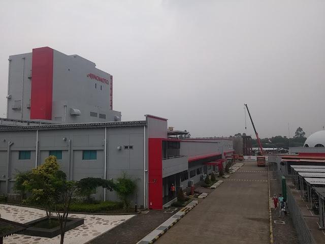 pabrik ajinomoto