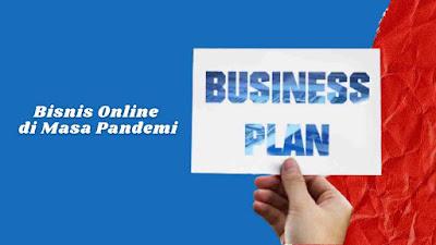 Bisnis Online di Masa Pandemi