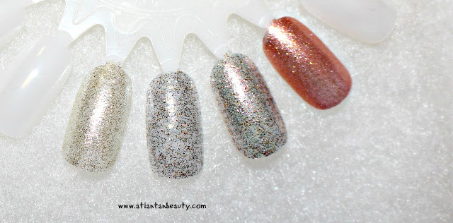Defy & Inspire Nail Polish Swatches