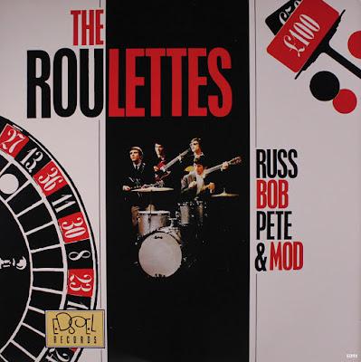 The Roulettes – Russ, Bob, Pete & Mod