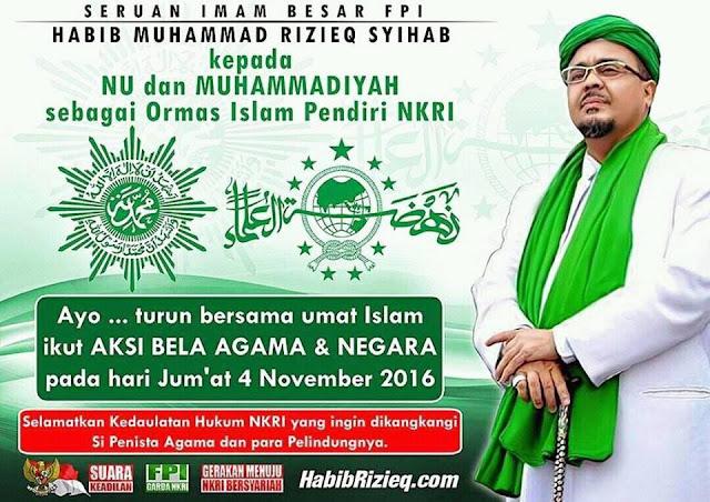 maafkan Kami yang Mulia Habibana Rizieq Shihab