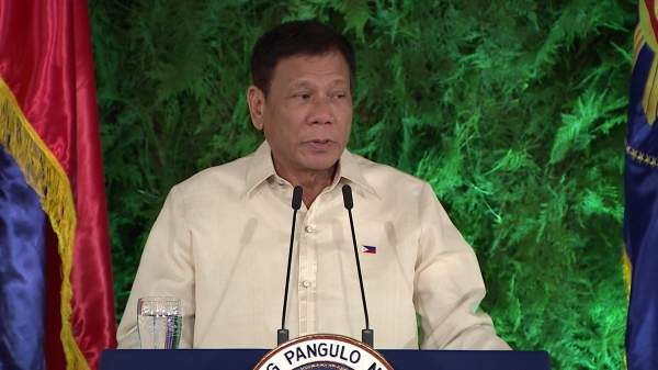 SPEECH: Inaugural Address of President Rodrigo Roa Duterte