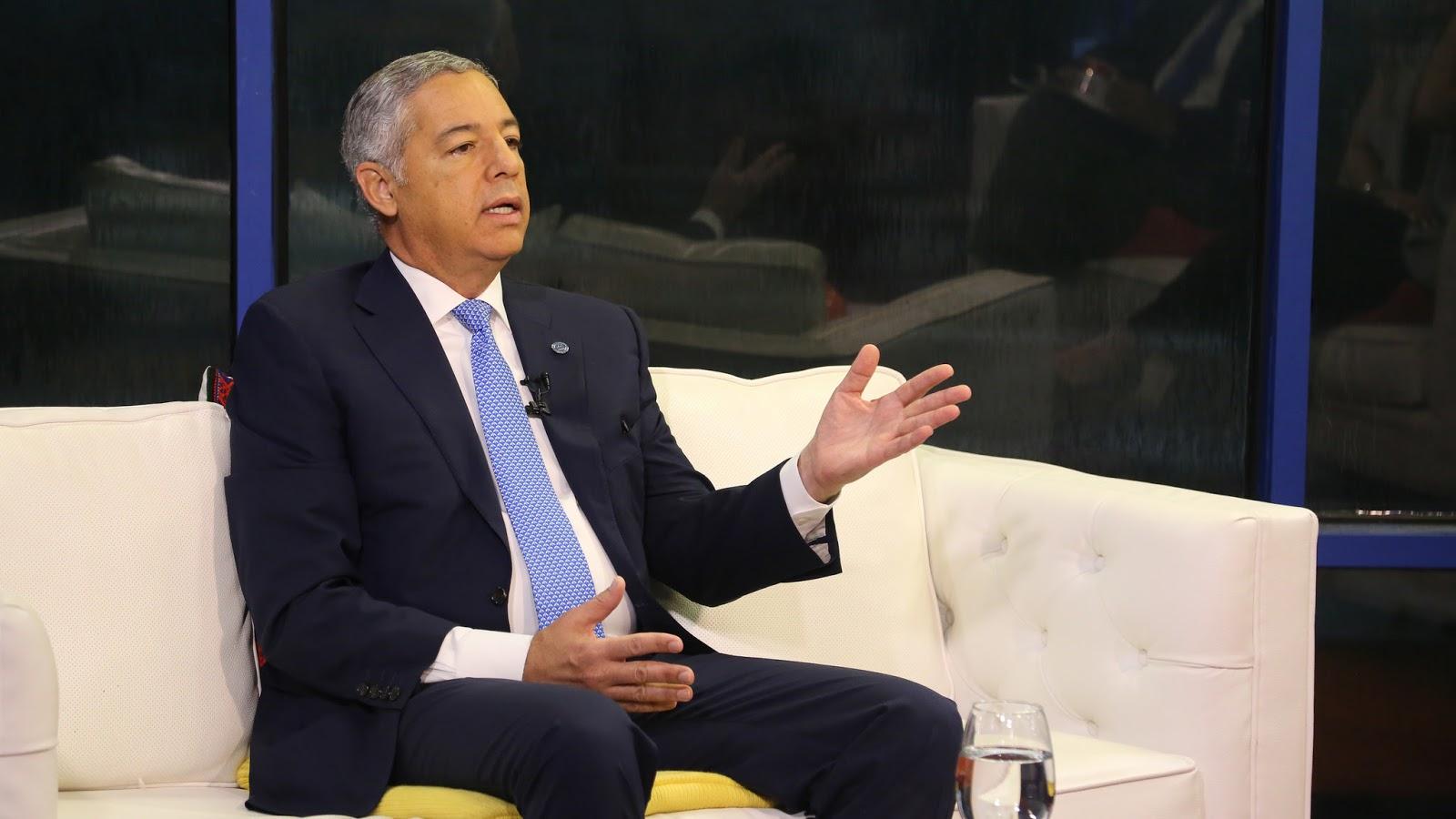 """Donald Guerrero: """"Continuarán las inversiones en los sectores sociales"""""""