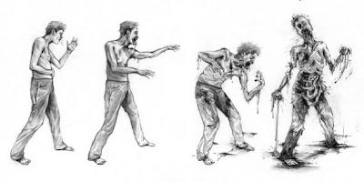 The Zombie Autopsies, Romero completa la sceneggiatura