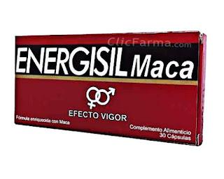 http://www.clicfarma.com/Energisil-Maca-efecto-vigor-30-capsulas-CN-163341