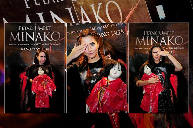 Premiere Petak Umpet Minako