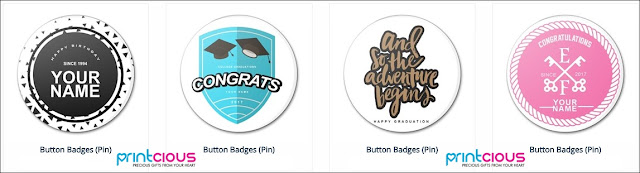 Button Badge Design Sendiri
