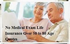 No Exam Life Insurance for Seniors Over 65