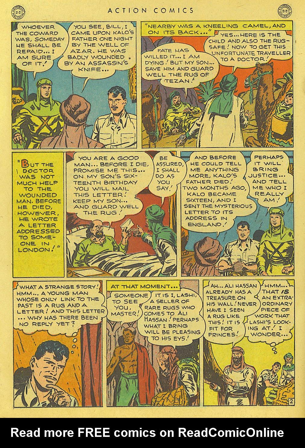 Action Comics (1938) 85 Page 34