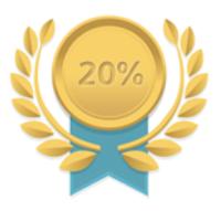 Форексын чухал 20%