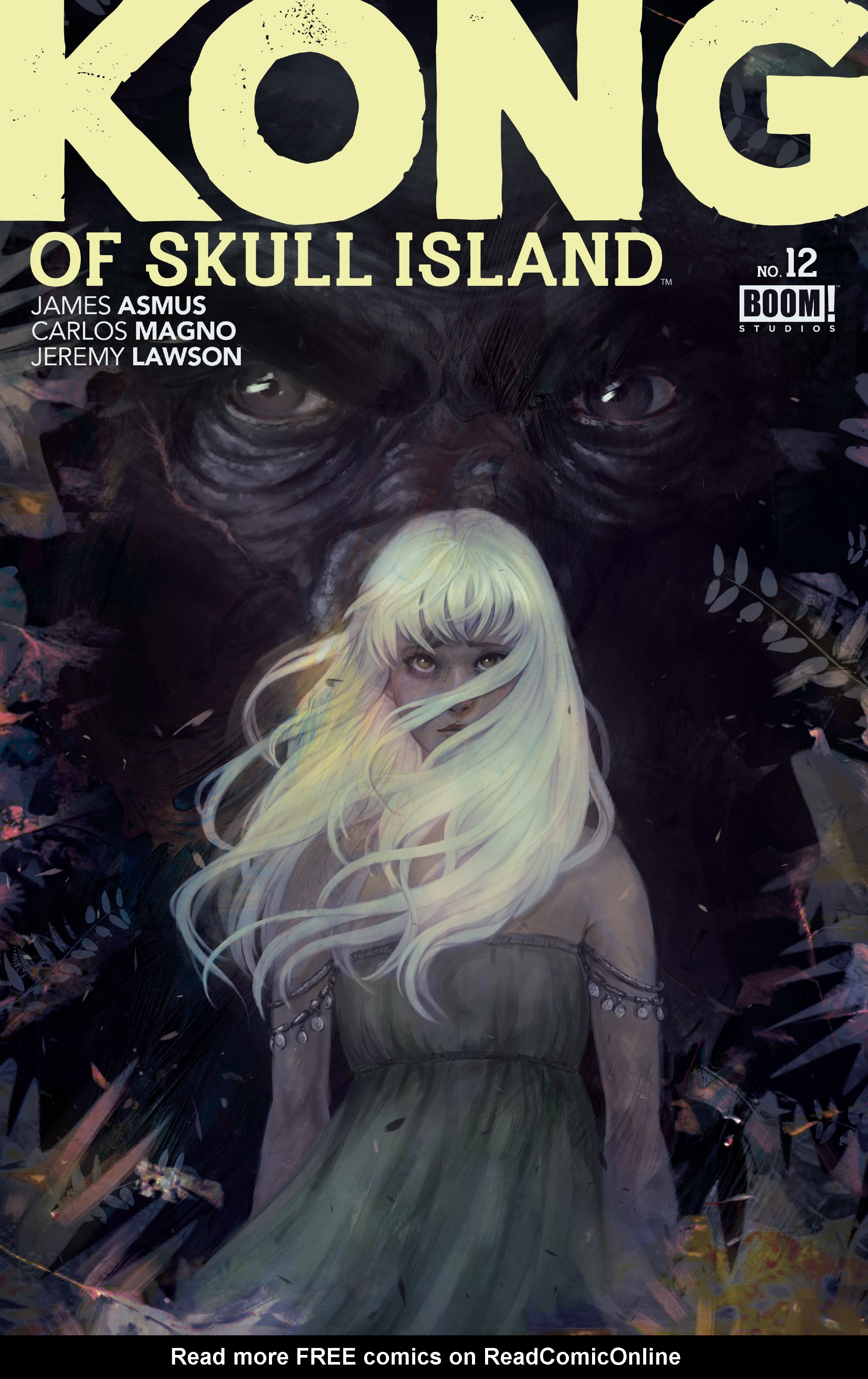 Read online Kong Of Skull Island comic -  Issue #12 - 1
