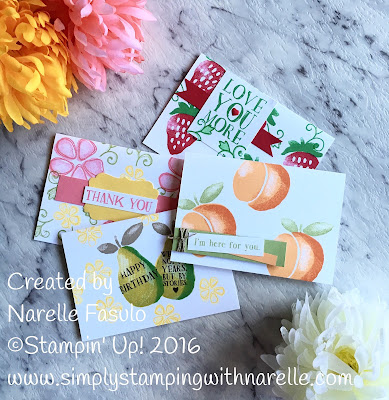 Fruit Stand Bundle - Simply Stamping with Narelle - available here - http://www3.stampinup.com/ECWeb/ItemList.aspx?categoryid=31014&dbwsdemoid=4008228