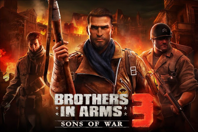 Brothers in Arms® 3 1.4.3d Apk