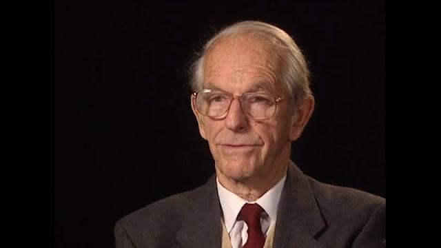Frederick Sanger sang ilmuwan biologi
