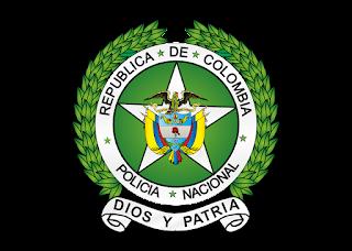 POLICIA COLOMBIA Logo Vector