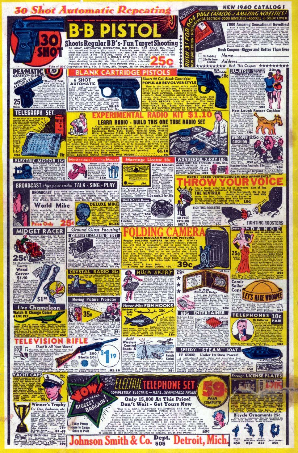 Read online All-American Comics (1939) comic -  Issue #10 - 68