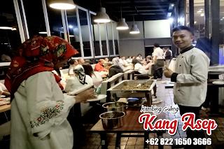 Stall Catering di Lembang