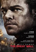 pelicula La gran muralla (2017)