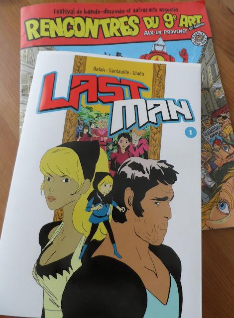 Le manga Lastman (Vivès, Sanlaville, Balak)