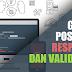 Membuat Gambar post Responsive dan Valid HTML5