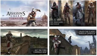 Assassin's Creed Identity MOD APK + DATA Android