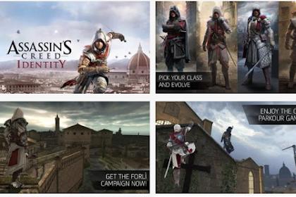 Assassin's Creed Identity MOD APK Offline 2.8.3_007 ringan untuk Android