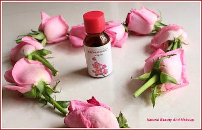 Blossom Kochhar Aroma Magic Rose Essential Oil