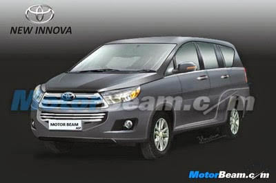All-new Toyota Innova 2016 Indonesia