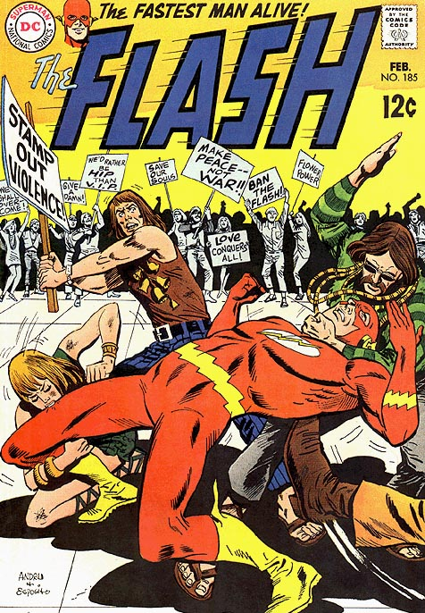 The Flash (1959) 185 Page 1