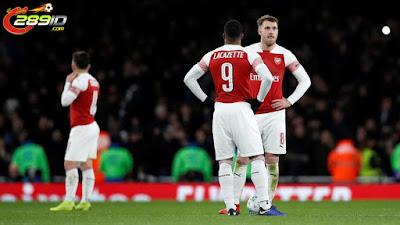 Berita Bola Terakurat Arsenal Tumbang Di  Laga Beruntun Usai